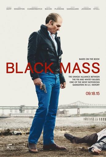 Ανίερη Συμμαχία (Black Mass) Poster