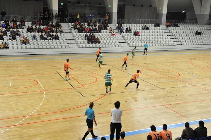 Jovens de Lamego disputaram Torneio de Futsal Jovem