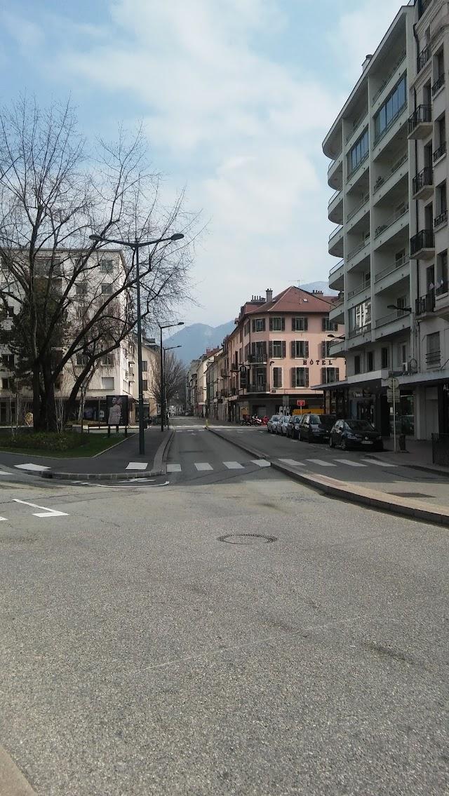 Gare Annecy Quai Sud