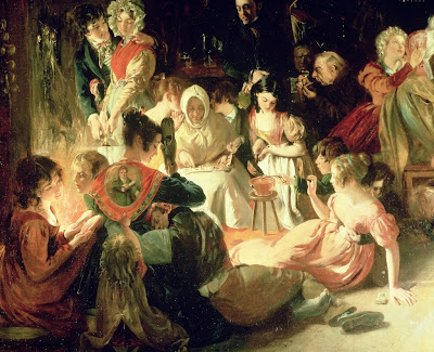Daniel Maclise - Snapp Apple Night