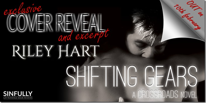 Shifting Gears Cover Reveal