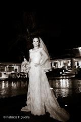 Foto 0454pb. Marcadores: 30/07/2011, Casamento Daniela e Andre, Cristina Casteloes, Fotos de Vestido, Rio de Janeiro, Vestido, Vestido de Noiva