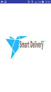Smart Delivery - náhled