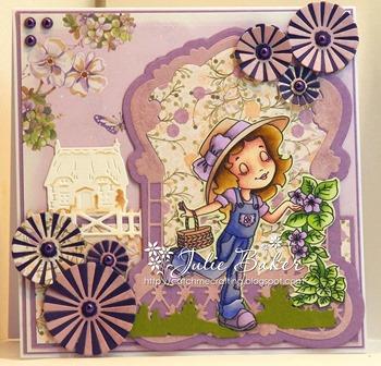Julie - make it bloom