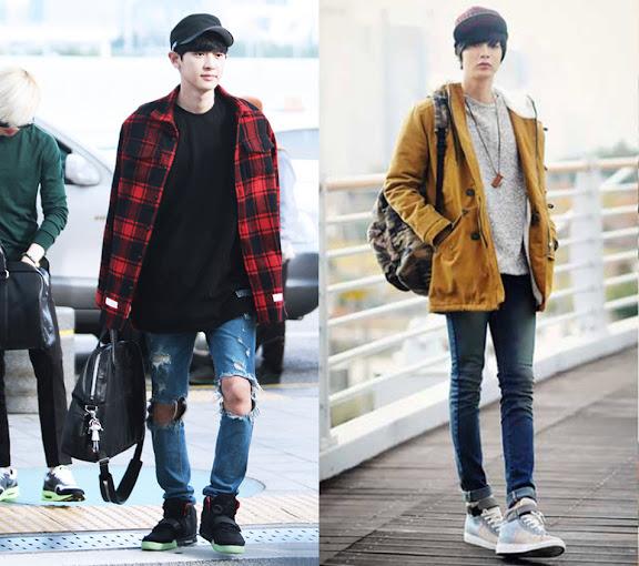 Quần Jean ở Hàn Quốc luôn được ưa thích