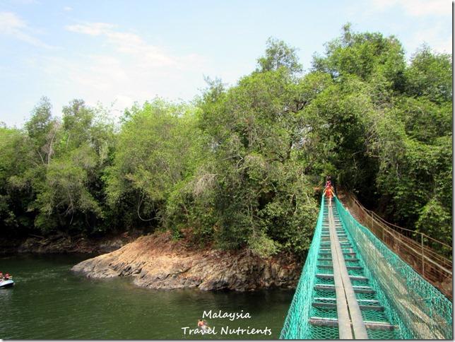 馬來西亞沙巴 九如河泛舟 溜索 (24)