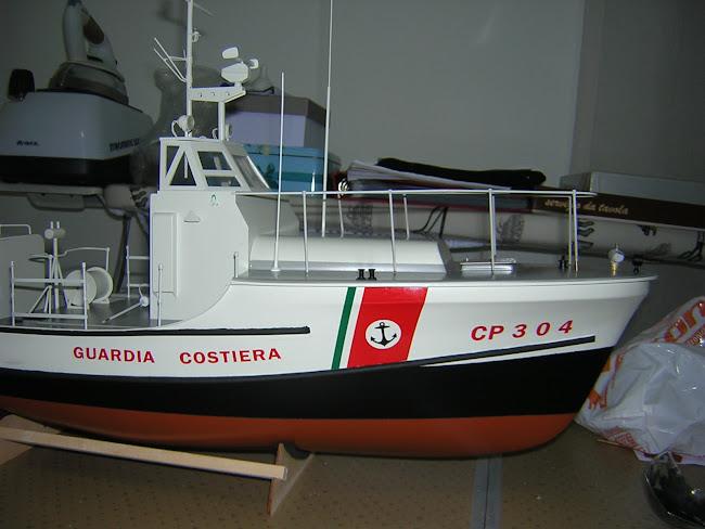 costruzione - COSTRUZIONE MOTOVEDETTA CP 3 0 4 DSCN7888