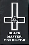 The Black Master Manifesto