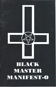 Cover of 616's Book The Black Master Manifesto