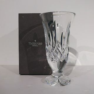 Waterford Crystal Small Vase