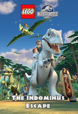 LEGO Jurassic World: The Indominus Escape เลโก้ จูราสสิค เวิลด์: ผจญภัยไดโนเสาร์ตัวร้าย