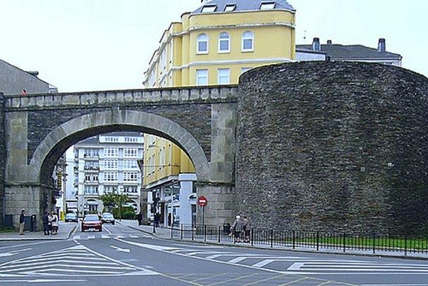 Puerta de San Fernando de Lugo