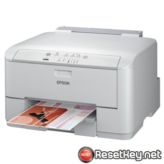 Reset Epson WorkForce WP-4095DN printer Waste Ink Pads Counter