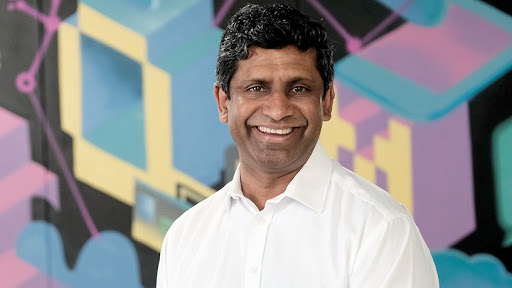 Prenesh Padayachee, newly appointed group chief digital officer of Seacom.