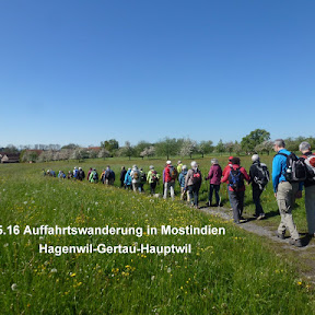 """5.5.16 Auffahrtswanderung in """"Mostindien"""""""