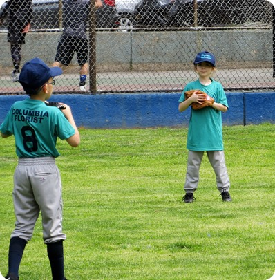 Little League First Practice