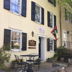 Sweetah's Gluten Free Bake Shop is located in Old Hargrave House B&B.