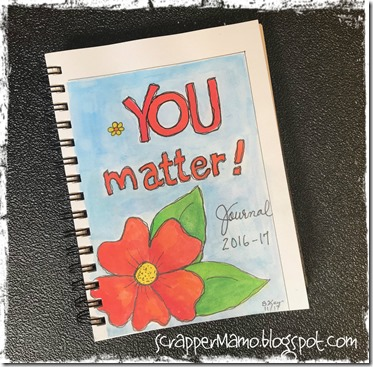 You Matter Journal Title Pg