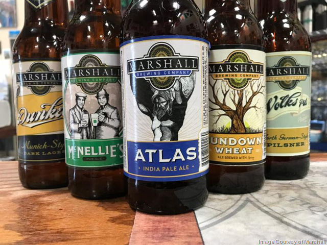 Marshall Brewing Announces Packaging Refresh