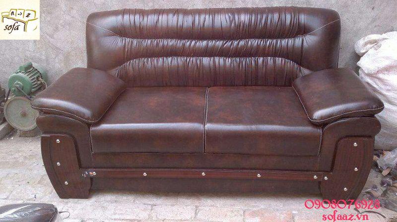 Bọc ghế sofa cũ quận 5 - Bọc lại ghế salon quận 5