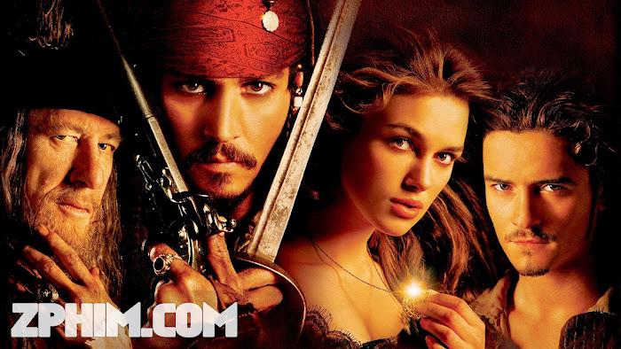 Ảnh trong phim Cướp Biển Vùng Caribê: Lời Nguyền Của Tàu Ngọc Trai Đen - Pirates of the Caribbean: The Curse of the Black Pearl 1