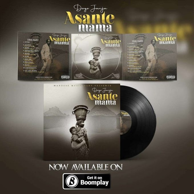 Audio: Dogo janja ft Lady jaydee - Asante || Download Mp3