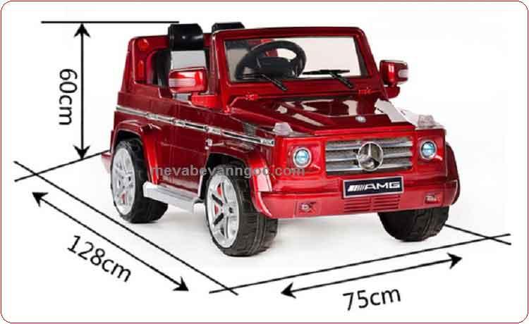 Ô TÔ điện trẻ em Mercedes-Benz G55