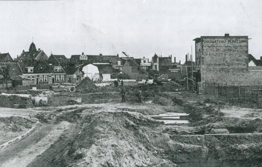 1959 begin van de Beatrixstraat.jpg