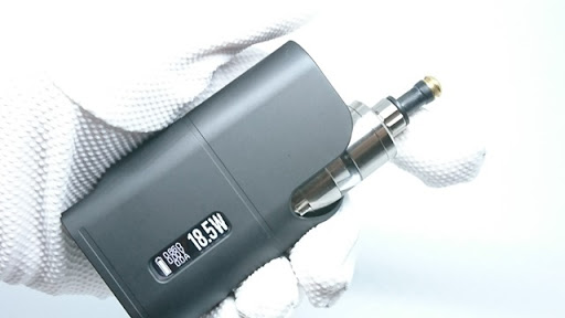 DSC 4553 thumb%255B2%255D - 【MOD】MiniEcig「XvoStick -60」(ミニイーシグ/エクシボスティック60) MODレビュー。Evolv DNA60搭載のステルスMOD!!Kayfun V5をステルスできる!?【ステルス/VAPE/電子タバコ】