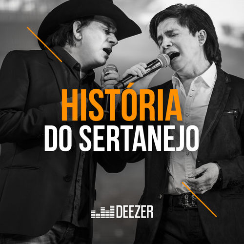 CD - História do Sertanejo (2017)