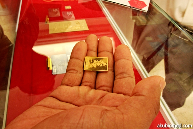 jongkong emas