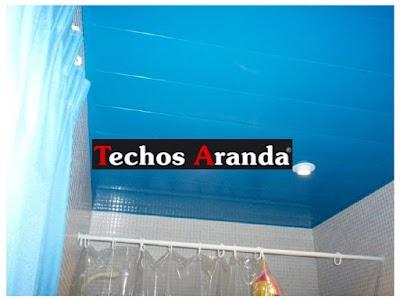 Proyectos de Techo Aluminio Baño Madrid