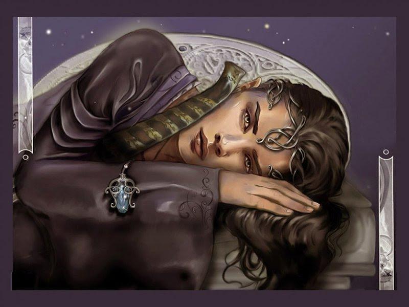 Dreams Of Arabian Beauty, Magic Beauties 3