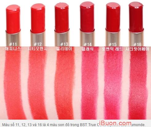 TOP 5 Thỏi son màu đỏ Hàn Quốc có giá bình dân được ưa chuộng nhất + Hình 6
