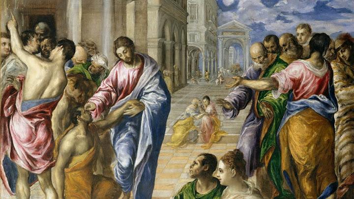 Ngón tay Thiên Chúa (09.10.2020  – Thứ Sáu Tuần 27 Thường niên)