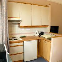 Room B-kitchen