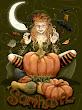 Wiccan Pumpkin