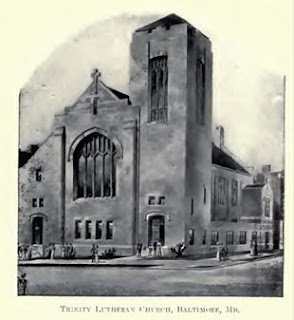 Trinity Lutheran Pulaski Street