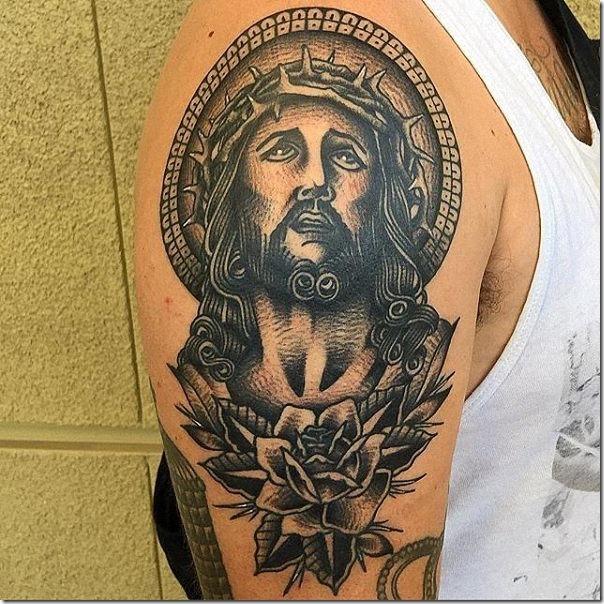 Tatuajes247 Tatuaje De Ideas Y Diseños Tatuajes De Jesucristo