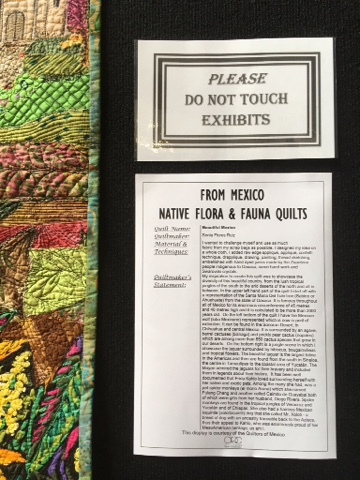 Quilter on the hill: Australian Quilt Convention 2017