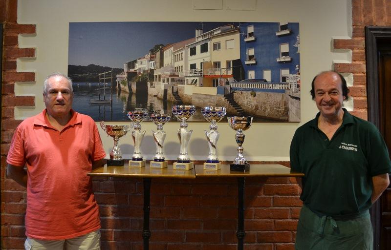 Acto de presentación da IV edición Trofeo xuvenil A Casa Nova.