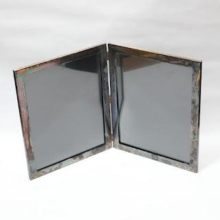 Tiffany & Co. Bi-Fold Picture Frame