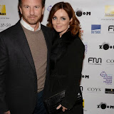 OIC - ENTSIMAGES.COM - Christian Horner and Geri Halliwell at the Zoom F1 - charity auction & reception London 16th January 2015 Photo Mobis Photos/OIC 0203 174 1069