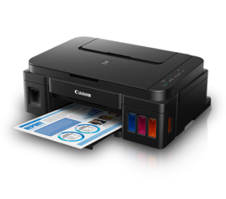 Reset Canon G2000 printer's Ink Pad at the end of it service life error