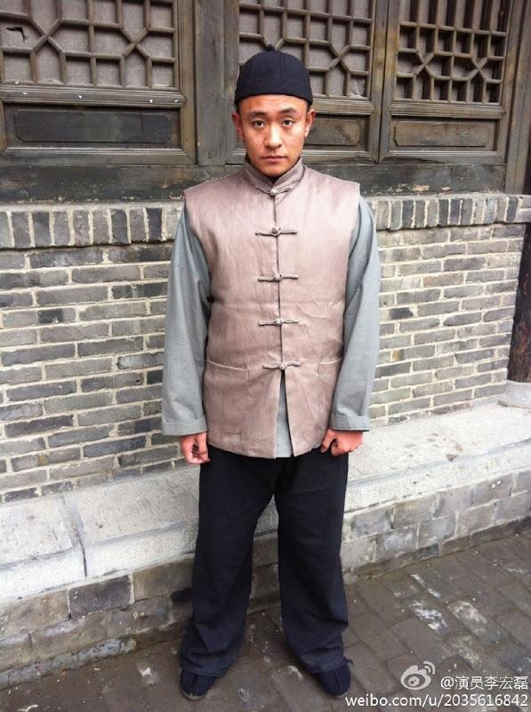 Li Hong Lei  China Actor