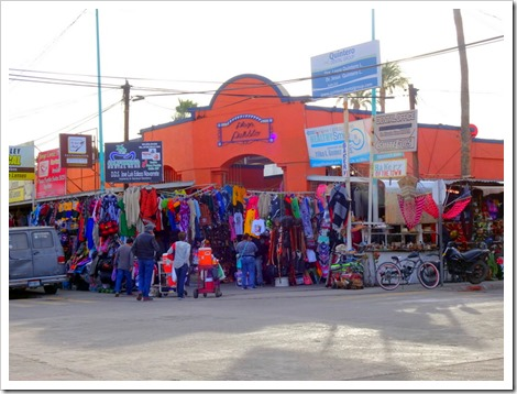 Los Algodones, MX