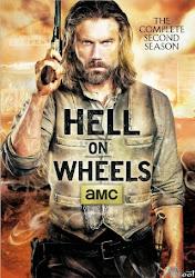 Hell On Wheels Season 2 - Bánh xe địa ngục 2