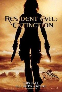 Vùng Đất Quỷ Dữ: Tuyệt Diệt - Resident Evil 3: Extinction (2007)