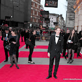WWW.ENTSIMAGES.COM -    Luke Treadaway  at      The Olivier Awards at Royal Opera House, Covent Garden, London, April 28th 2013                                               Photo Mobis Photos/OIC 0203 174 1069