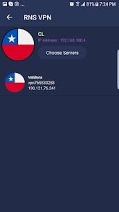 RNS Free Residential VPN 5